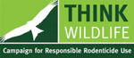 think wildlife logo - campaign for responsible rodenticide use