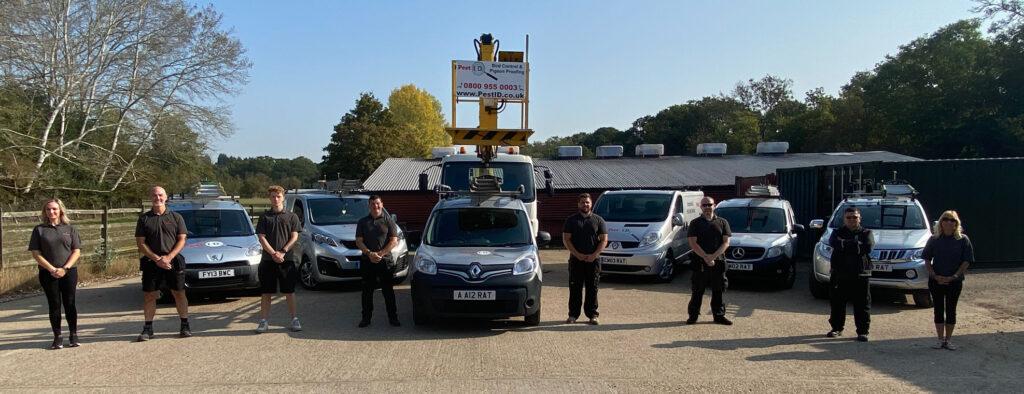 Essex Pest Control Team