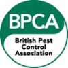 british pest control association logo