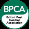 british pest control association logo